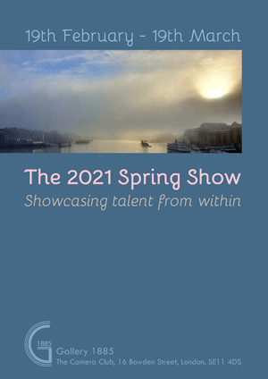 The 2021 Spring Show / Gallery 1885 / Curated by Kate Coe